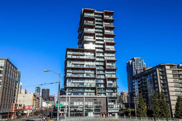 1325 Rolston Street #1802, Vancouver, BC V6B 0M2 (#R2260038) :: Vancouver House Finders
