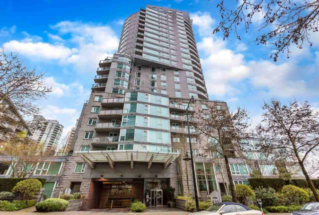 535 Nicola Street #905, Vancouver, BC V6G 3G2 (#R2260193) :: Vancouver House Finders