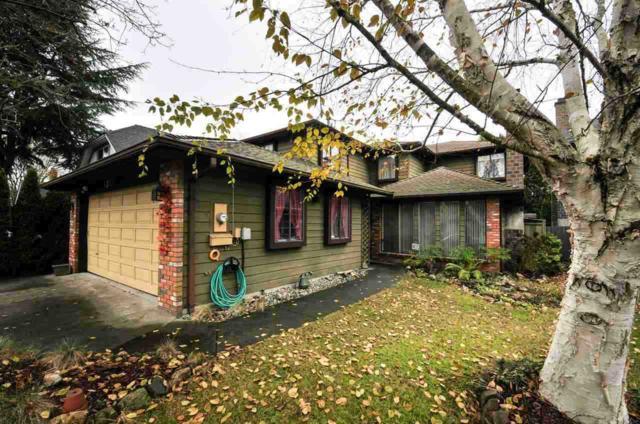 5271 Hollycroft Drive, Richmond, BC V7E 5B7 (#R2260306) :: Vancouver House Finders