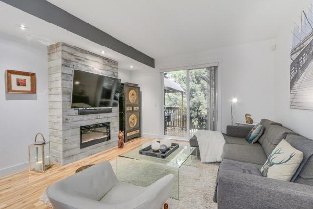 102 Fraser Street #9, Port Moody, BC V3H 0C7 (#R2260631) :: Vancouver House Finders