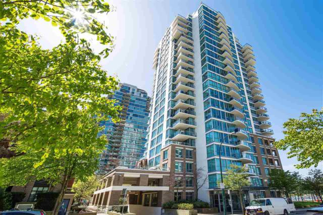 120 Milross Avenue #504, Vancouver, BC V6A 4K7 (#R2260660) :: Vancouver House Finders