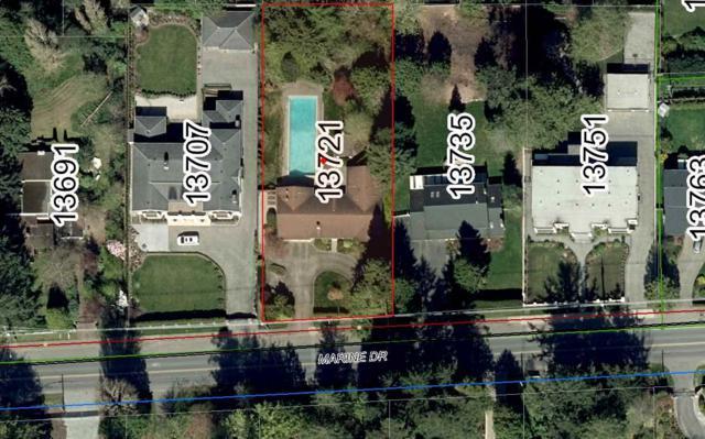 13721 Marine Drive, White Rock, BC V4B 1A3 (#R2260994) :: Homes Fraser Valley