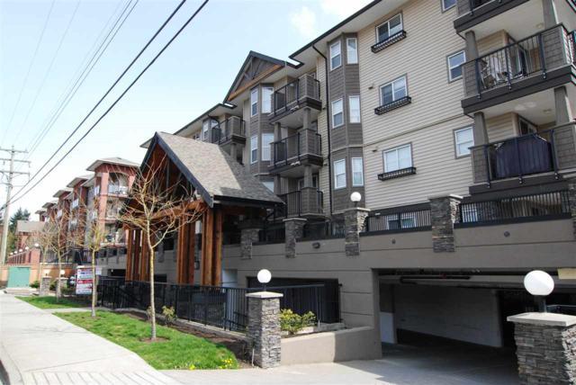 5488 198 Street #304, Langley, BC V3A 1G2 (#R2261022) :: Homes Fraser Valley