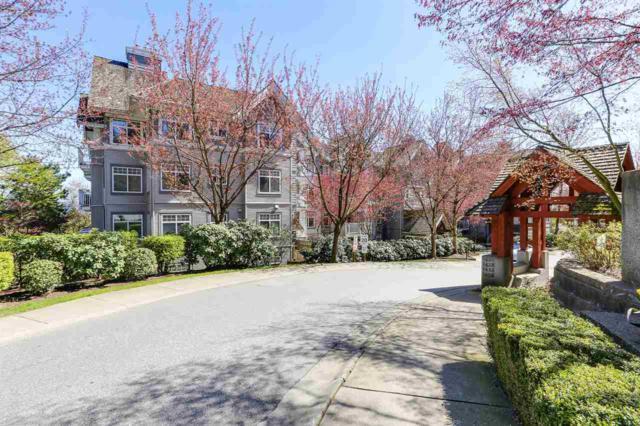 1420 Parkway Boulevard #203, Coquitlam, BC V3E 3J6 (#R2261513) :: West One Real Estate Team