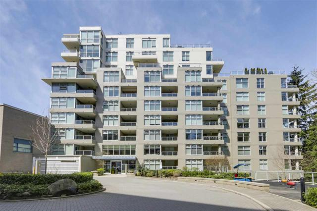 9232 University Crescent #101, Burnaby, BC V5A 0A3 (#R2261530) :: West One Real Estate Team