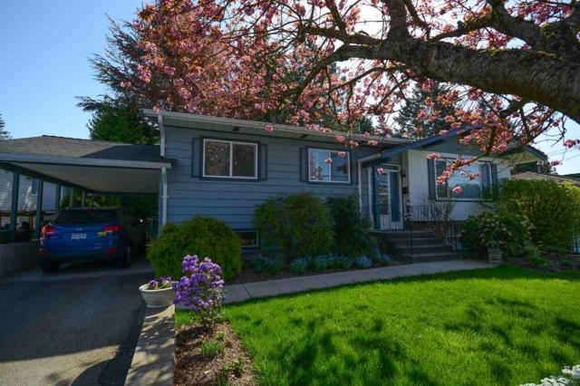 165 Montgomery Street, Coquitlam, BC V3K 5E4 (#R2261555) :: West One Real Estate Team
