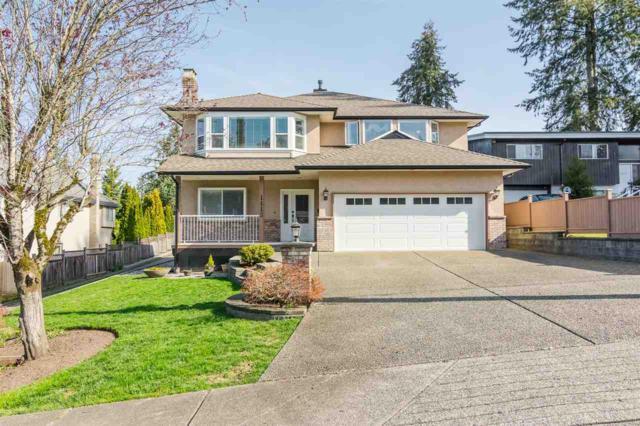 1413 Milford Avenue, Coquitlam, BC V3J 2V7 (#R2261566) :: West One Real Estate Team