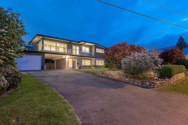665 Beachview Drive, North Vancouver, BC V7G 1P8 (#R2261586) :: West One Real Estate Team