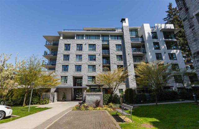 5958 Iona Drive #105, Vancouver, BC V6T 2L2 (#R2261625) :: West One Real Estate Team