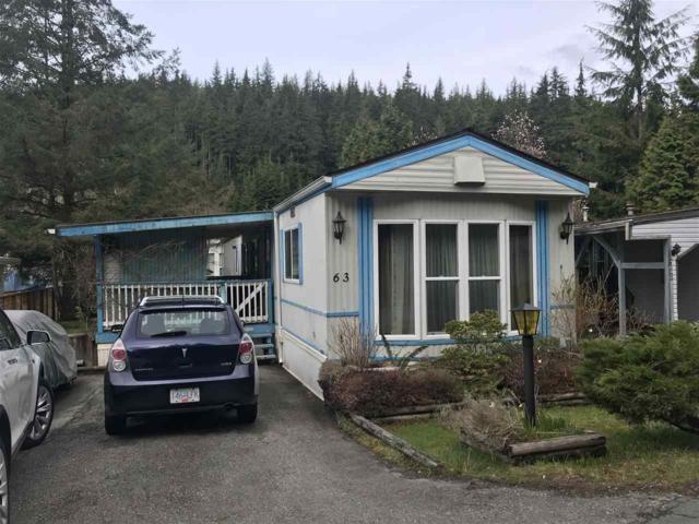 3295 Sunnyside Road #63, Port Moody, BC V3H 4Z4 (#R2261712) :: West One Real Estate Team