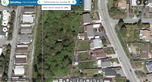 1846 Brunette Avenue, Coquitlam, BC V3K 1H2 (#R2262712) :: Vancouver House Finders
