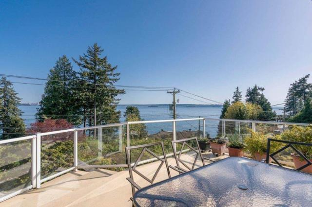 3555 Sunset Lane, West Vancouver, BC V7V 1N3 (#R2263237) :: Vancouver House Finders