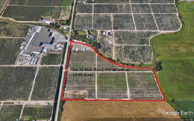 LOT 21 Hale Road, Pitt Meadows, BC V3Y 1Z1 (#R2263866) :: Vancouver House Finders