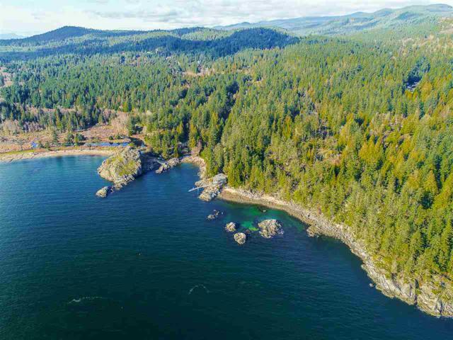 Redrooffs Road Lot 3, Halfmoon Bay, BC V0N 1Y1 (#R2265590) :: Vancouver House Finders