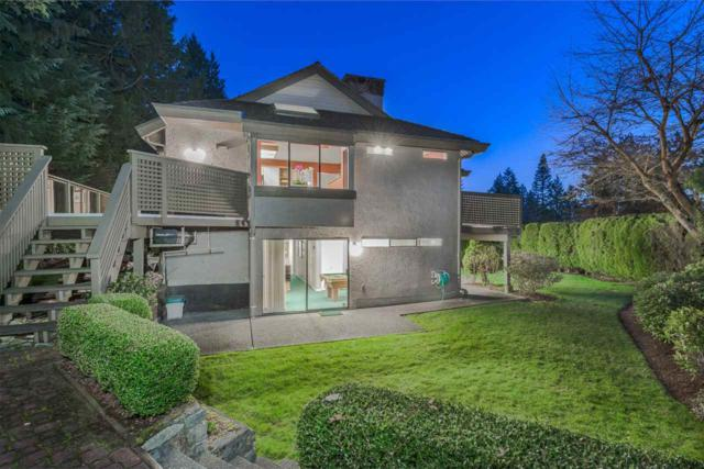 3932 Sharon Place, West Vancouver, BC V7V 2N5 (#R2266054) :: Vancouver House Finders