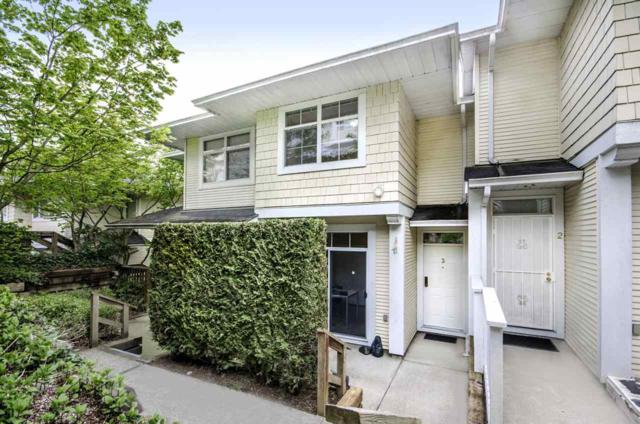 3582 Whitney Place #3, Vancouver, BC V5Y 1V4 (#R2266242) :: Vancouver House Finders