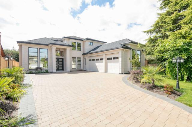 4728 Lancelot Court, Richmond, BC V7C 4S2 (#R2267162) :: Vancouver House Finders