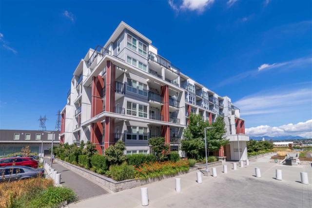 10033 River Drive #610, Richmond, BC V6X 0L1 (#R2267571) :: Vancouver House Finders