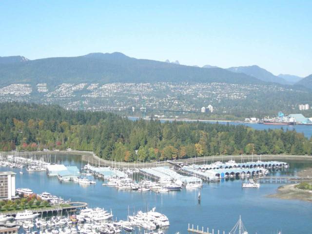 1211 Melville Street #1804, Vancouver, BC V6E 0A7 (#R2268376) :: TeamW Realty