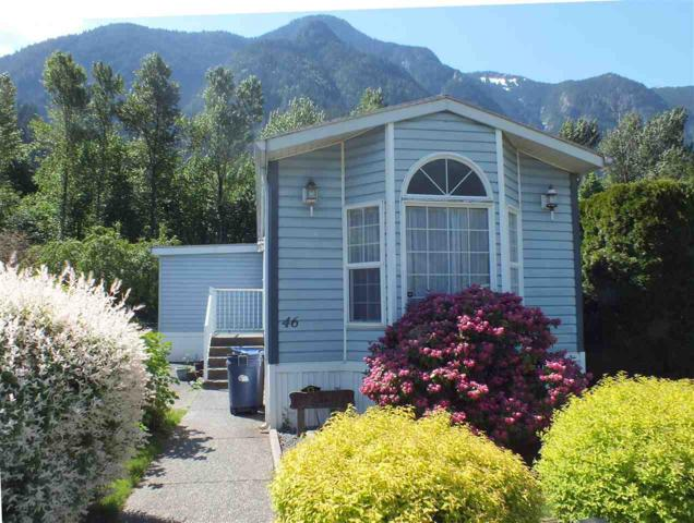 62790 Flood Hope Road #46, Hope, BC V0X 1L2 (#R2268498) :: TeamW Realty
