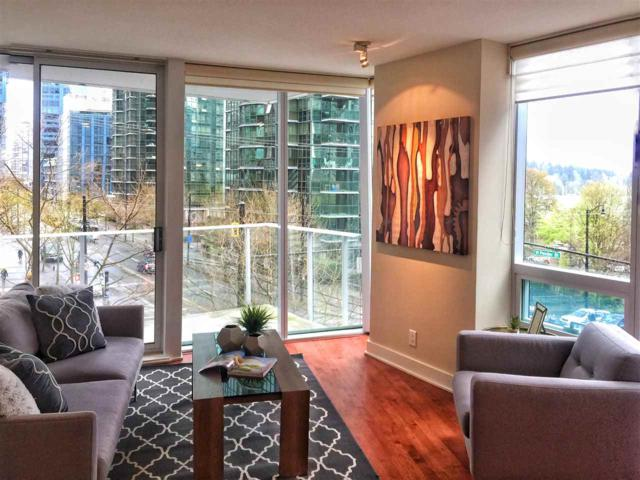 1277 Melville Street #301, Vancouver, BC V6E 0A4 (#R2269053) :: TeamW Realty