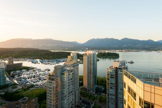 1189 Melville Street #3702, Vancouver, BC V6E 4T8 (#R2269236) :: TeamW Realty