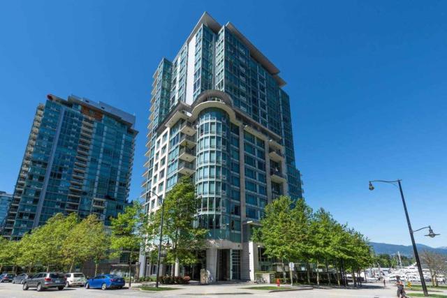 499 Broughton Street #807, Vancouver, BC V6G 3K1 (#R2269254) :: TeamW Realty