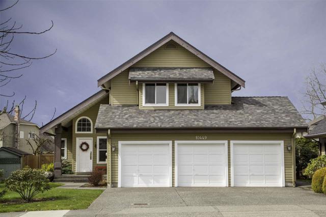 10449 164 Street, Surrey, BC V4N 1V5 (#R2269279) :: Vancouver House Finders