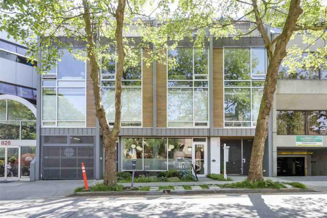 850 W 8TH Avenue #6, Vancouver, BC V5Z 1E2 (#R2269534) :: TeamW Realty