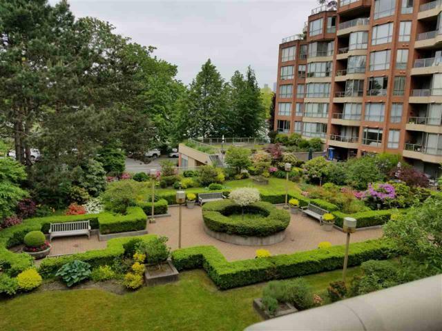 1707 W 7TH Avenue #316, Vancouver, BC V6J 5E9 (#R2269581) :: TeamW Realty