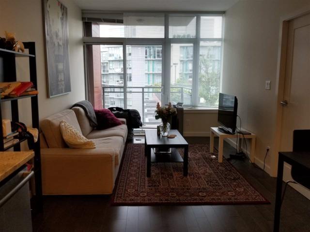 38 W 1ST Avenue #806, Vancouver, BC V5Y 0K3 (#R2269605) :: TeamW Realty
