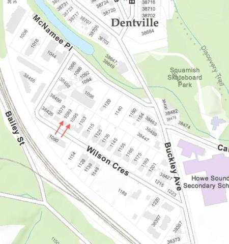 1089 Wilson Crescent, Squamish, BC V0N 3G0 (#R2269757) :: Re/Max Select Realty