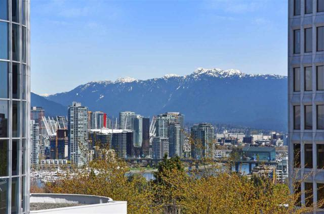 1030 W Broadway #508, Vancouver, BC V6H 4J5 (#R2269874) :: TeamW Realty