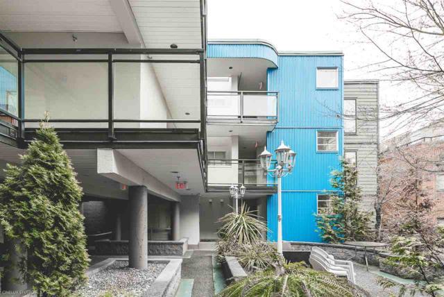 874 W 6TH Avenue #203, Vancouver, BC V5Z 1A6 (#R2269896) :: TeamW Realty