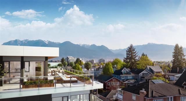 209 S 20TH Avenue Ph10, Vancouver, BC V0V 0V0 (#R2269938) :: TeamW Realty