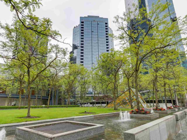 1050 Burrard Street #1210, Vancouver, BC V6Z 2R9 (#R2270027) :: TeamW Realty