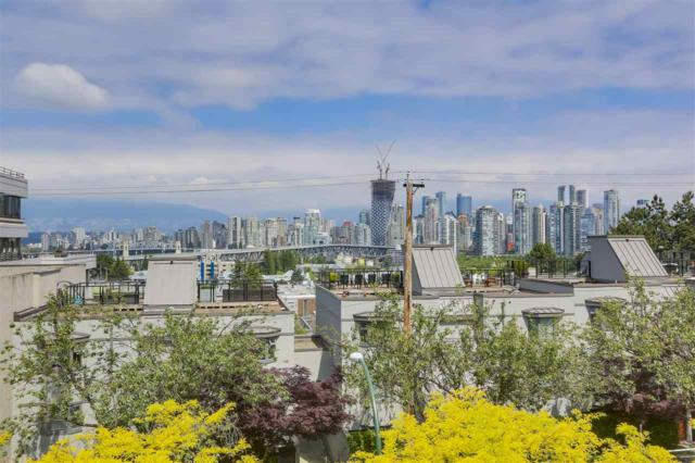 1360 W 8TH Avenue, Vancouver, BC V6H 4A6 (#R2270028) :: TeamW Realty