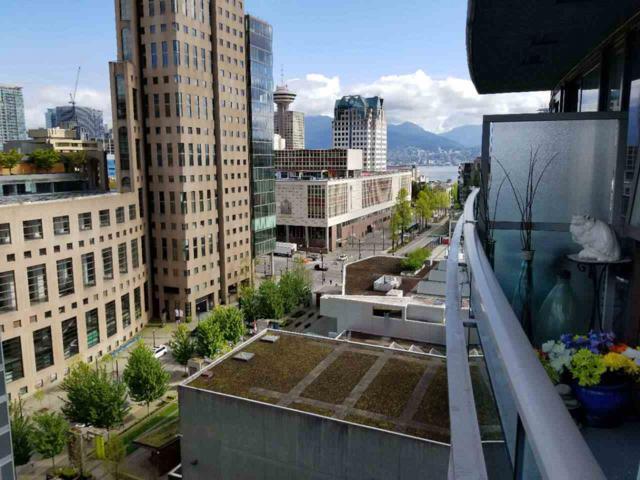 233 Robson Street #1910, Vancouver, BC V6B 0E8 (#R2270205) :: TeamW Realty