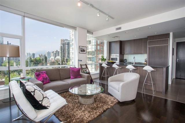 1455 Howe Street #905, Vancouver, BC V6Z 1C2 (#R2270229) :: TeamW Realty