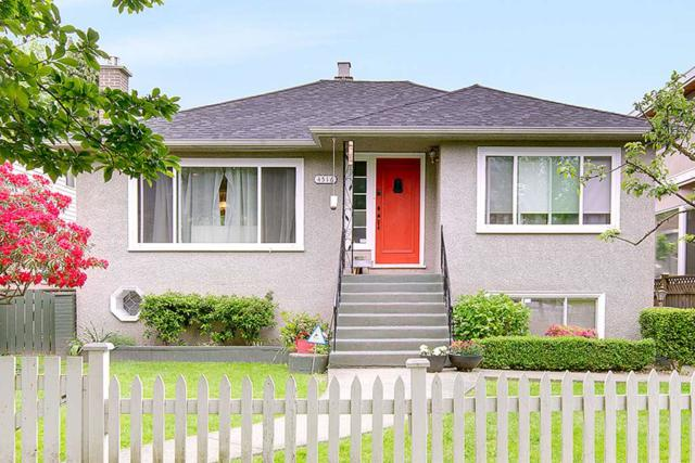 4516 Ontario Street, Vancouver, BC V5V 3H3 (#R2270312) :: TeamW Realty