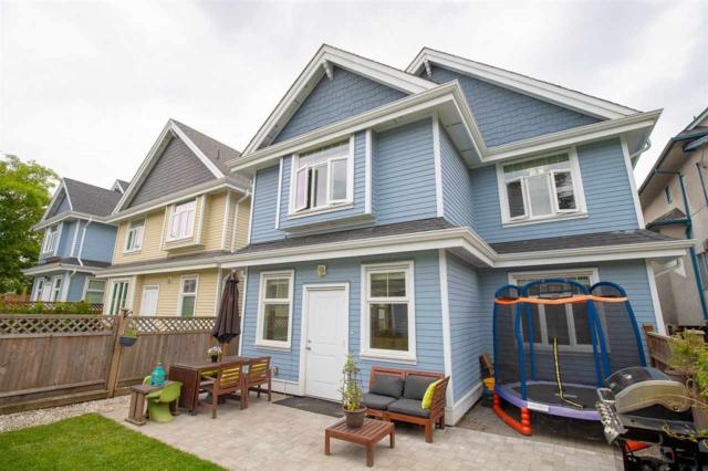 1180 E 12 Avenue, Vancouver, BC V5T 2J9 (#R2270313) :: TeamW Realty