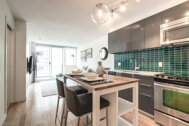 1325 Rolston Street #507, Vancouver, BC V6B 0M2 (#R2270421) :: West One Real Estate Team
