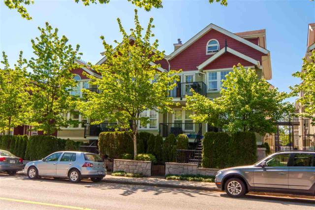 956 W 16TH Avenue, Vancouver, BC V5Z 1T2 (#R2270429) :: Re/Max Select Realty