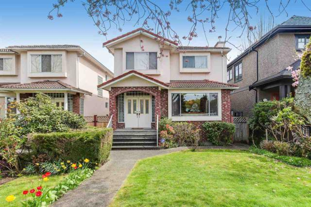 3728 Heather Street, Vancouver, BC V5Z 3L2 (#R2270542) :: Re/Max Select Realty