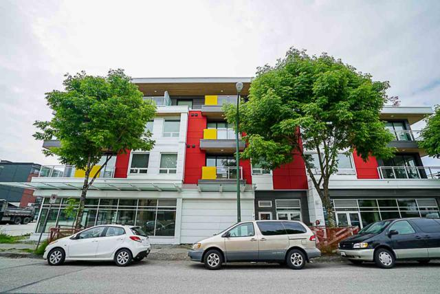 688 E 19TH Avenue #211, Vancouver, BC V5Z 1X1 (#R2270707) :: Re/Max Select Realty