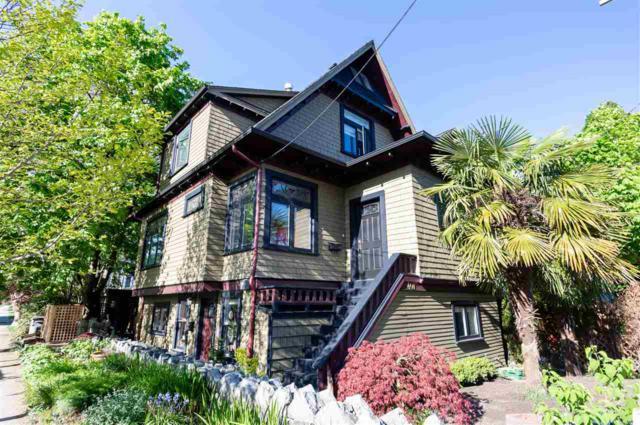 401 E King Edward Avenue, Vancouver, BC V5V 2C6 (#R2270768) :: Re/Max Select Realty