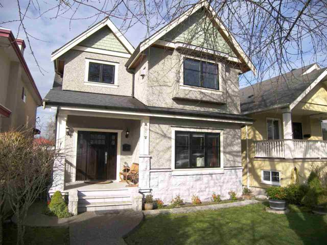 661 W 21ST Avenue, Vancouver, BC V5Z 1Y9 (#R2270814) :: Re/Max Select Realty