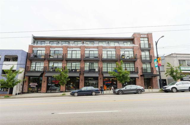 2141 E Hastings Street #306, Vancouver, BC V5L 1V3 (#R2270905) :: Vancouver House Finders