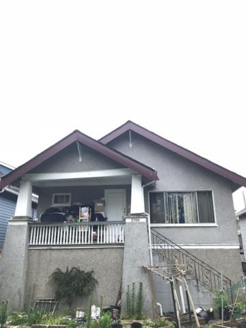 2326 E Georgia Street, Vancouver, BC V5L 2C2 (#R2271039) :: Vancouver House Finders
