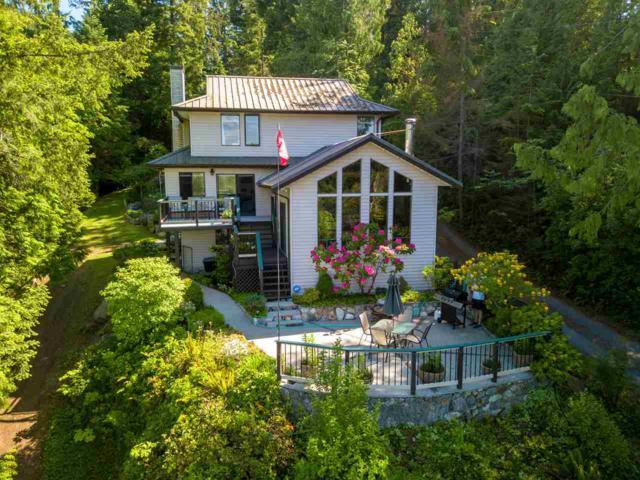 12689 Sunshine Coast Highway 101, Madeira Park, BC V0N 2H1 (#R2271246) :: Vancouver House Finders